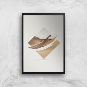 Strange Waves Giclee Art Print