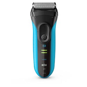 Braun Series 3 - Blue
