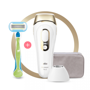 Silk-expert Pro 5 IPL - Hair Removal