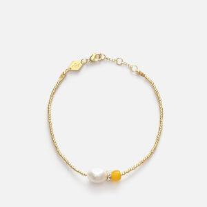 Anni Lu Women's Sun Dance Bracelet - Sunshine