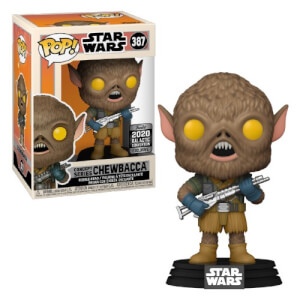 Star Wars Chewbacca 2020 Galactic Convention EXC Funko Pop! Vinyl