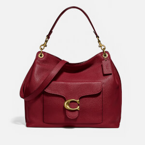 Coach Women's Tabby Hobo - Deep Red
