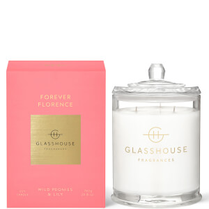 Glasshouse Fragrances Forever Florence Candle 760g