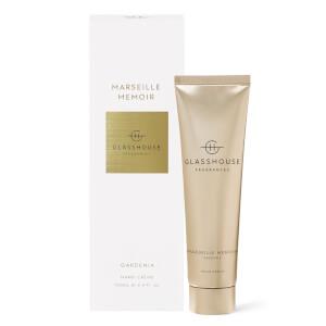 Glasshouse Marseille Memoir Hand Cream 100ml