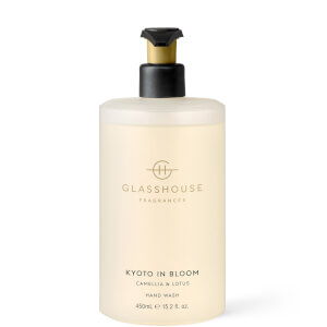 Glasshouse Fragrances Kyoto In Bloom Hand Wash 450ml