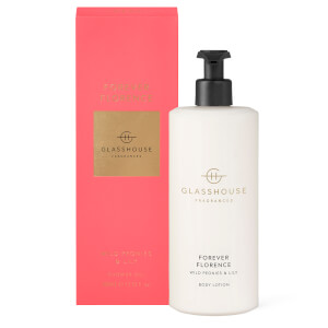 Glasshouse Forever Florence Body Lotion 400ml