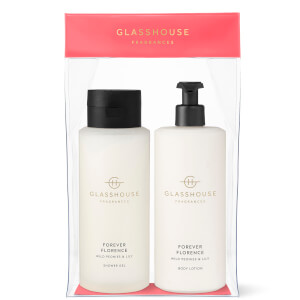 Glasshouse Forever Florence Body Duo 2 x 400ml