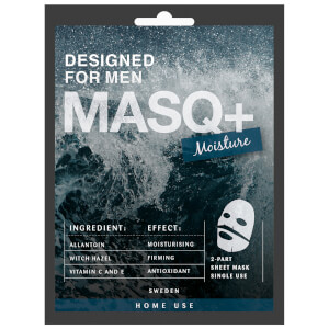 MASQ+ Moisture Designed for Men