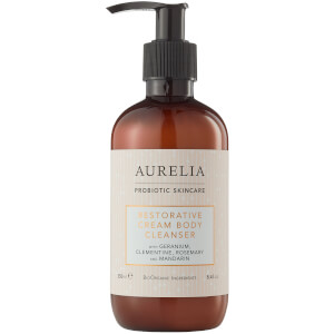 Aurelia Probiotic Skincare Restorative Cream Body Cleanser 8.4 oz