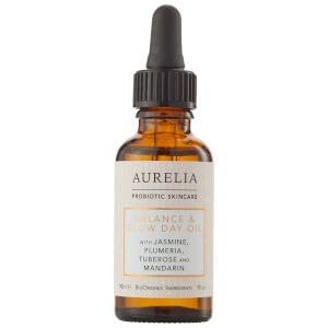Aurelia Probiotic Skincare Balance and Glow Day Oil 1 oz