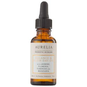 Aurelia Probiotic Skincare Balance and Glow Day Oil 1 oz