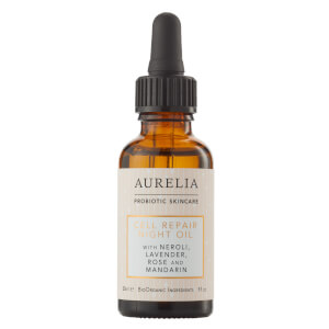 Aurelia Probiotic Skincare Cell Repair Night Oil 1 oz