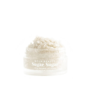 NCLA Beauty Sugar Sugar Marshmallow Lip Scrub