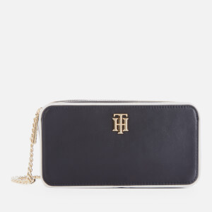 Tommy Hilfiger Women's City Mini Crossover Bag - Corporate