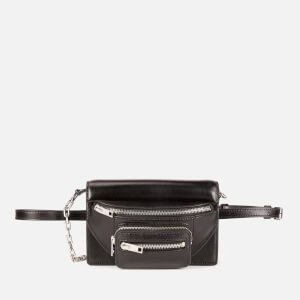 Alexander Wang Women's Attica Small Cross Body Multi Carry Bag - Black