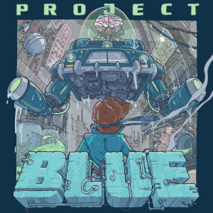 Ship To Shore - Project Blue Blue LP