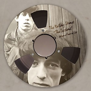 The Rolling Stones - The Sessions Vol. 4 - Limited Edition Vinyl Picture Disc