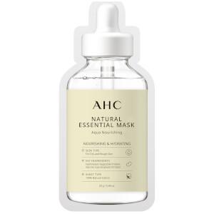 AHC 天然精华面膜 | 补水滋养 | 适合倦怠肌肤
