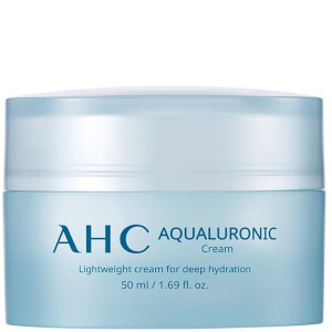 AHC Face Cream Aqualuronic Hydrating Triple Hyaluronic Acid  50ml