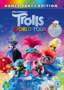 Les Trolls 2 - Tournée mondiale (DVD)