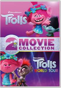 Trolls & Trolls World Tour Double Pack (DVD)