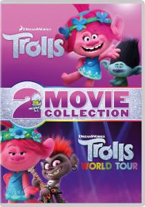 Les Trolls & Les Trolls 2 - Tournée mondiale (DVD)