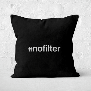 Nofilter Square Cushion