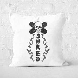 Shred Skateboards Square Cushion