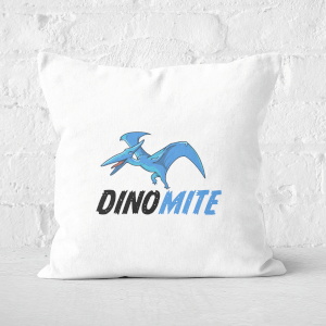 Dino Mite Square Cushion