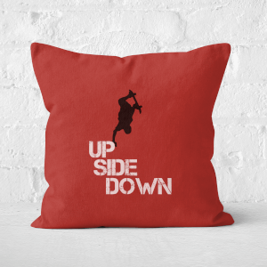 Up Side Down Square Cushion
