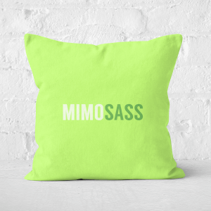 Mimsass Square Cushion