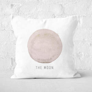 The Moon Square Cushion