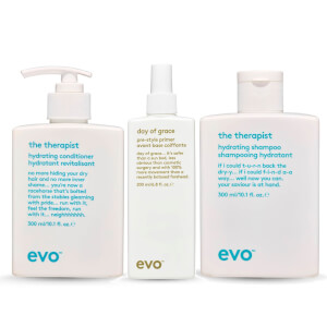 evo Saving Grace Hydrate Gift Set (Worth $102.00)