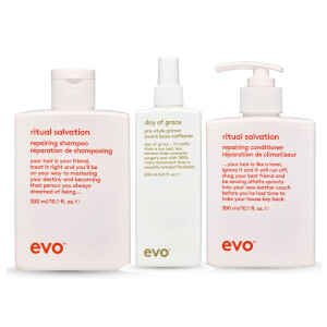 evo Saving Grace Repair Gift Set (Worth $102.00)