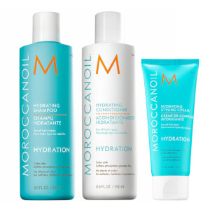 Moroccanoil Styling Gift Pack (Worth $94.00)