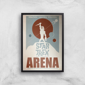 Arena Giclee