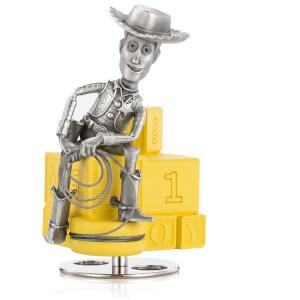 Royal Selagnor Disney Toy Story - Woody Pewter Figurine