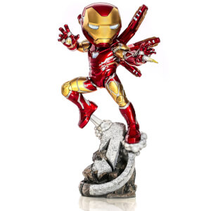 PVC Figur Iron Studios Avengers Endgame Mini Co. Iron Man 20 cm