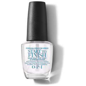 OPI Start to Finish Formaldehyde-Free 15ml