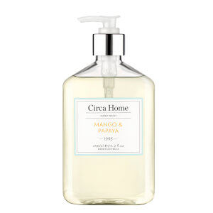 Circa Home Mango and Papaya Hand Wash 450ml