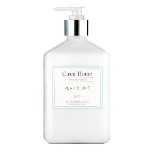 Circa Home Pear and Lime Hand and Body Lotion 450ml