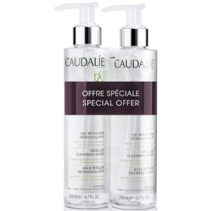 Caudalie Micellar Cleansing Water Duo 2 x 200ml