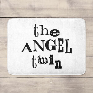 The Angel Twin Bath Mat
