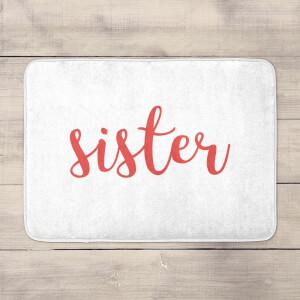 Sister Bath Mat