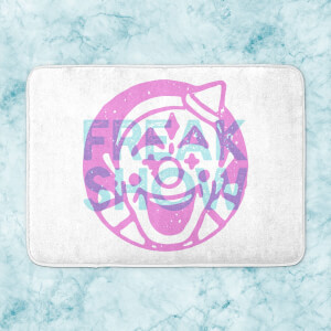 Freak Show Bath Mat