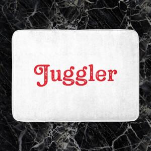 Juggler Bath Mat