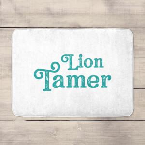 Lion Tamer Bath Mat