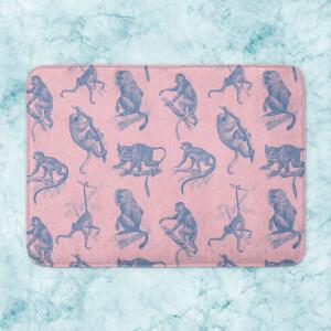 Monkeys Bath Mat