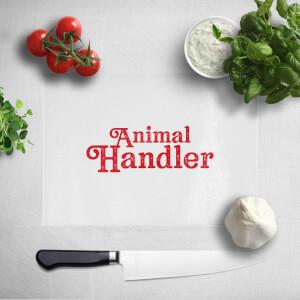 Animal Handler Chopping Board