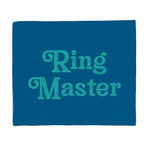 Ring Master Fleece Blanket